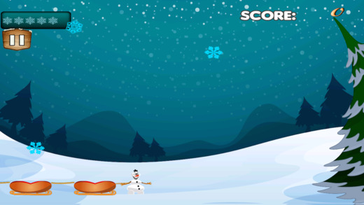 Snowflake Fall - Catch the Tiny Ice LX