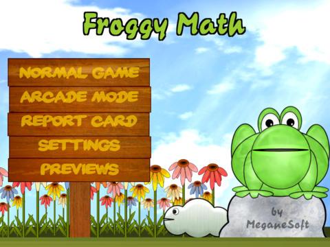Froggy Math HD