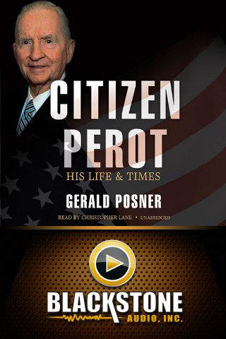 Citizen Perot by Gerald Posner