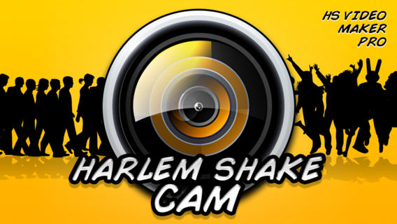 Harlem Shake Cam - HS Video Maker Pro HD app