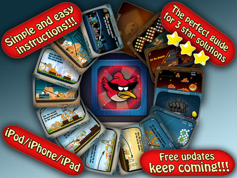 玩免費書籍APP|下載Space Walkthrough for Angry Birds Space and Space Mighty Eagle app不用錢|硬是要APP