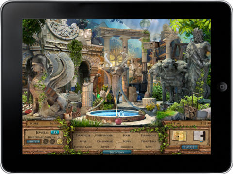Jewel Quest Mysteries: The Seventh Gate HD