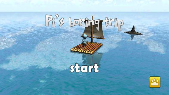 【免費遊戲App】少年派的无聊之旅-APP點子