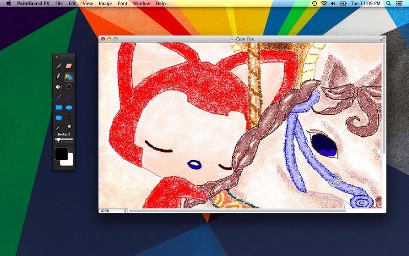 PaintBoard FX Screenshot - 5