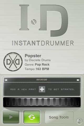 InstantDrummer: Popster