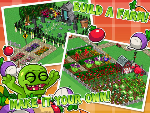 Screenshots for Zombie Farm 2