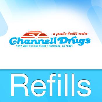 Channell Drugs 醫療 App LOGO-硬是要APP