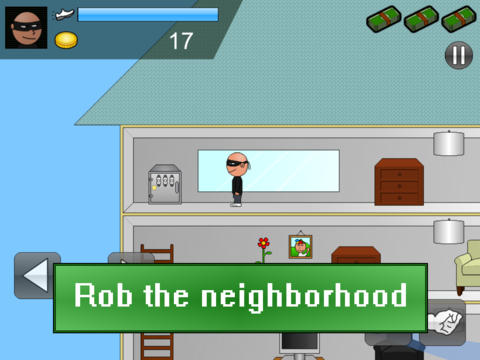 Ricky The Robber HD Lite