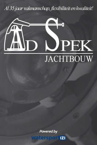 Ad Spek Jachtbouw