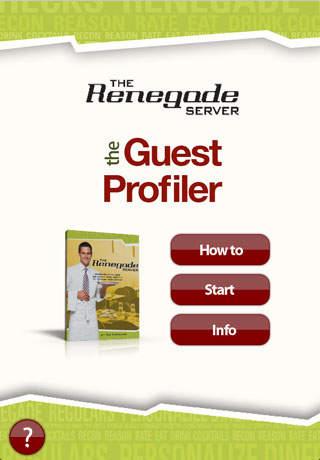 Guest Profiler phone