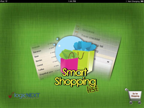 Smart Shopping List Manager+ Lite