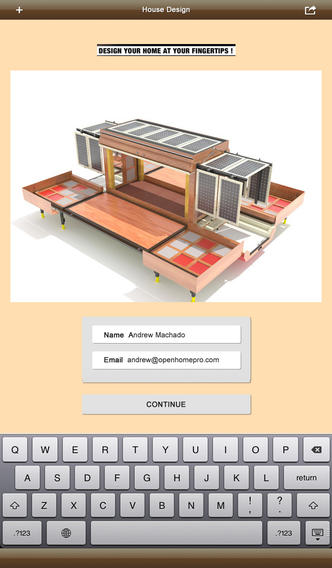 Interior Design 3D- floor plan home calculator