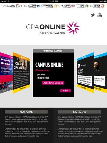 Campus CPA Online - Formación Audivisual