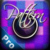 照片特效 – 半色调相机 Ace PhotoJus Pattern FX Pro – Pic Effect for Instagram [iPhone]