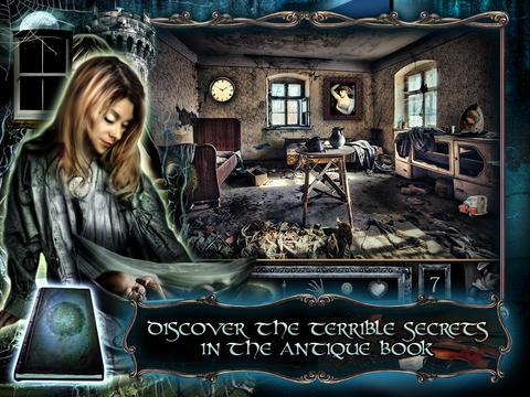 Antique Mystery House : HIDDEN OBJECTS  Screenshot