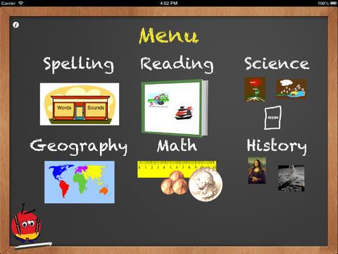 Smarty Shortz 1st Grade iPad Screenshot 4