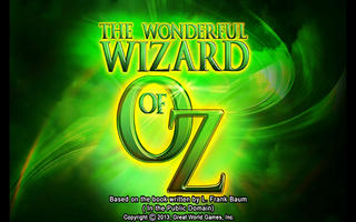 Wonderful Wizard of Oz Slot Machine