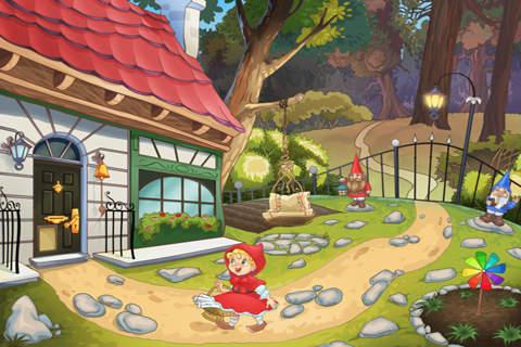 כיפה אדומה – מספריית ספרים לילדים