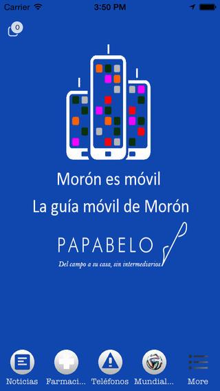Moron es movil