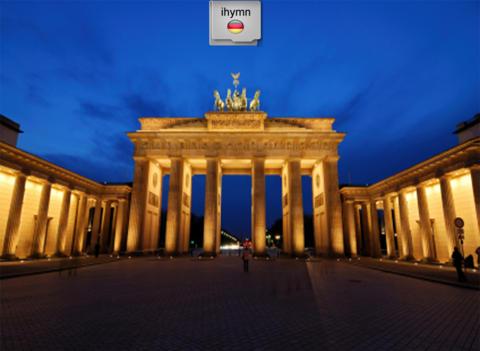 ihymn Germany iPad Screenshot 1