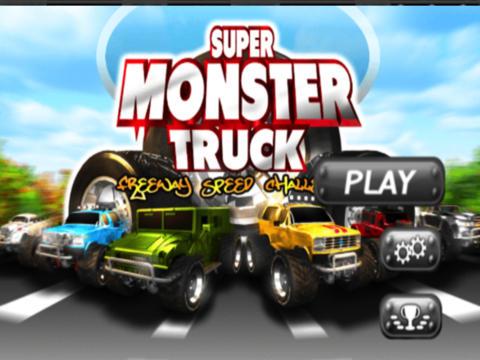 free truck racing games