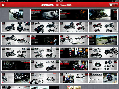 CobraUSA Product Guide 2013