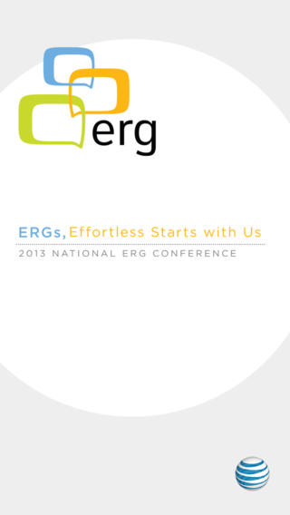 2013 National ERG Conference