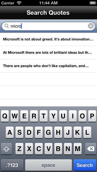 Bill Gates QuickQuotes