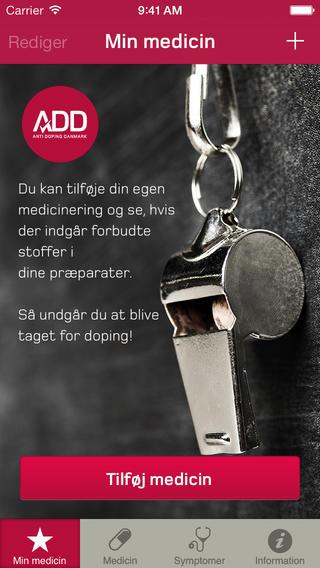 Antidoping - Anti Doping Danmark