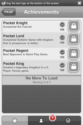 Pocket Kingdoms QP iPhone Screenshot 4