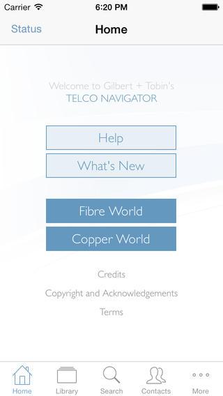 Telco Navigator