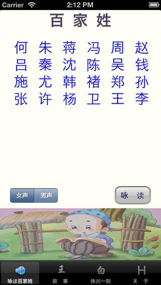 China Surnames
