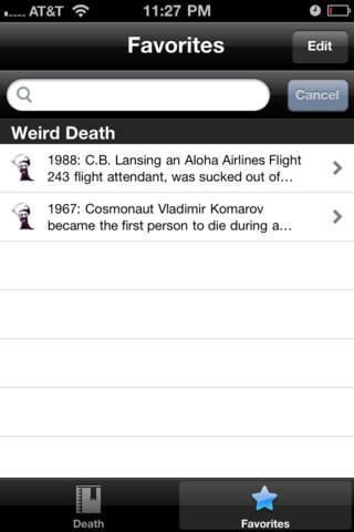 Death! iPhone Screenshot 3