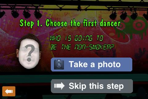 Hip Hop Dance Off