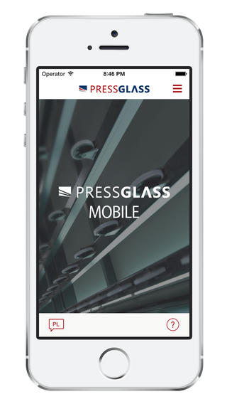 PRESS GLASS MOBILE