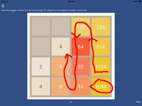 玩免費娛樂APP|下載Assistant for 2048- help you to get more score about 2048 app不用錢|硬是要APP