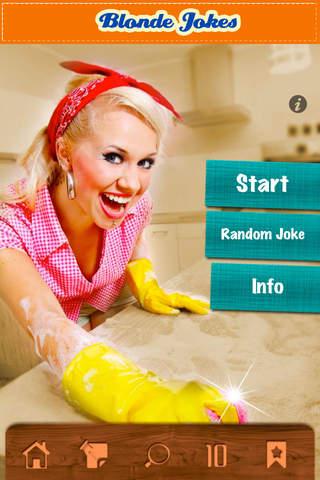 Blonde Jokes - The New & Best Ones