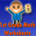 Free 1st grade math worksheets