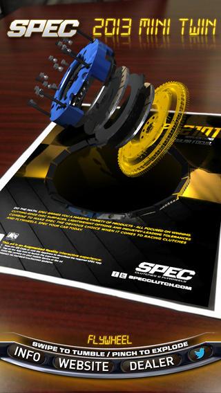 SPEC Clutch AR