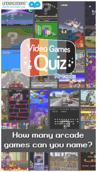 Arcade Video Games Quiz