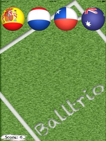Screenshots for Balltrio