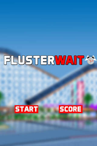 FlusterWait - Another Frustrating App by MouseWait: Formerly known as Flappy Wait