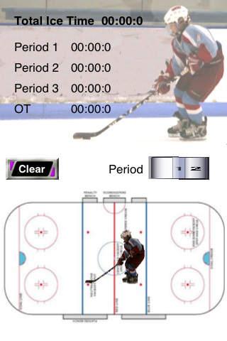 Hockey's Ice Time Tracker screenshot 3