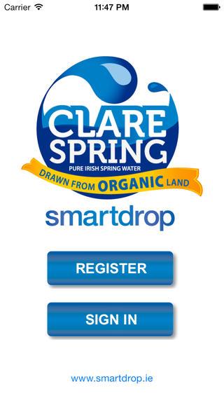 Smartdrop by Clare Spring