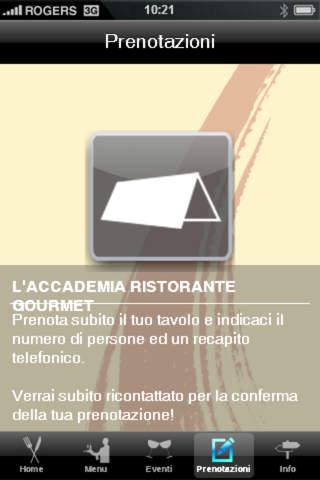 Ristorante Accademia Gourmet