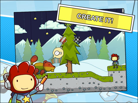 Image of Scribblenauts Remix for iPad