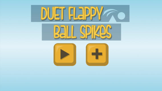Duet Flappy Ball Spikes