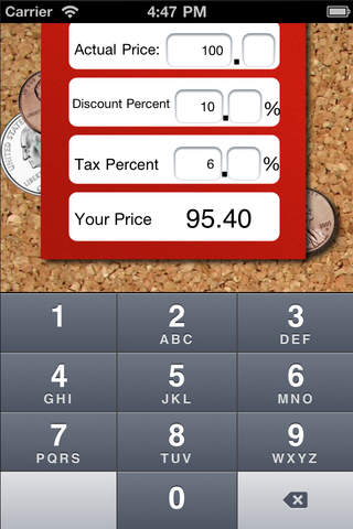 Discount Calculator.