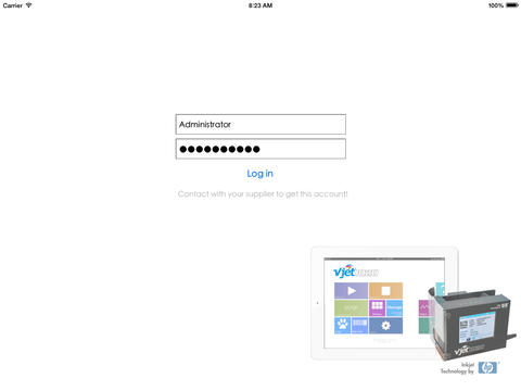 Mylan Printer for iPad