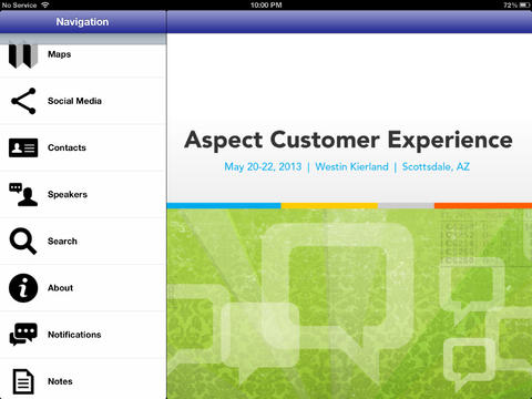 Aspect Customer Experience HD
